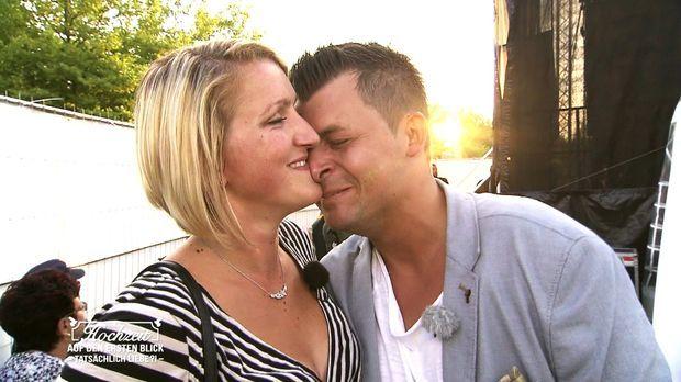 Hochzeit Auf Den Ersten Blick - Hochzeit Auf Den Ersten Blick - Spezial Mit Vanessa Und Peter: Liebe Auf Umwegen