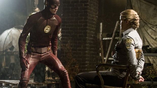 The Flash - The Flash - Staffel 2 Episode 2: Zwei Welten