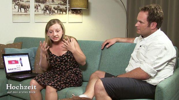 Hochzeit Auf Den Ersten Blick - Hochzeit Auf Den Ersten Blick - Scheitert Die Ehe Von Michelle Und Kalman?
