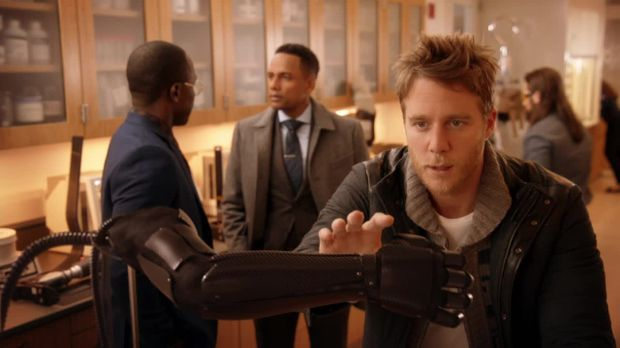 Limitless - Limitless - Staffel 1 Episode 10: Arm-aggedon