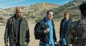 Navy Cis: L.a. - Staffel 5 Episode 19: Vorsprung Vor Den Wölfen