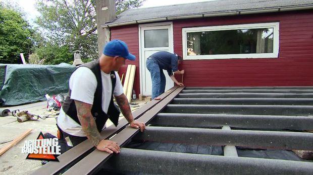 Achtung Baustelle - Die Traum-terrasse