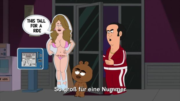 Brickleberry - Brickleberry - Staffel 3 Episode 5: Lass Krachen, Cowboy