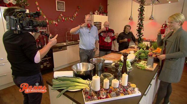 Rosins Restaurants - Rosins Restaurants - Rosins Restaurants Weihnachts-spezial