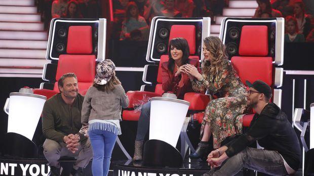 The Voice Kids - The Voice Kids - Die Vierte Blind Audition: Wer Schnappt Sich Die Letzten Plätze?