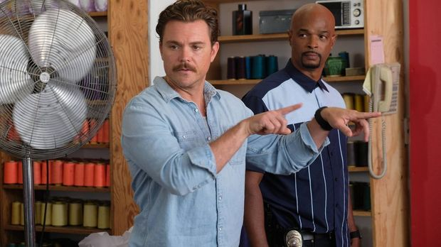 Lethal Weapon - Lethal Weapon - Staffel 1 Episode 7: Peso Broker