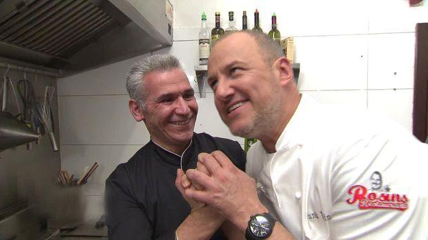 Rosins Restaurants - Griechische Liebe Im Venetia