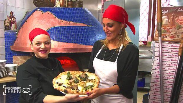 Abenteuer Leben - Täglich - Freitag: Auf Den Spuren Der Neapolitanischen Pizza