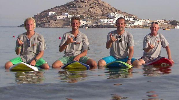 Zwischen Meer Und Maloche - Surferboys Auf Mykonos