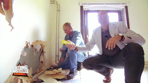Achtung Baustelle - Schlechte Neuigkeiten