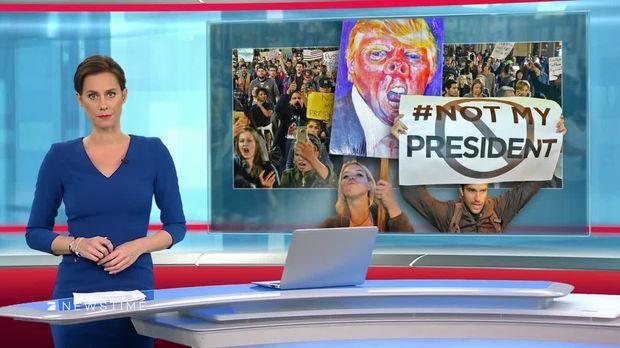 Newstime - Newstime - Newstime Vom 10. November 2016